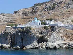monastery on karpathos